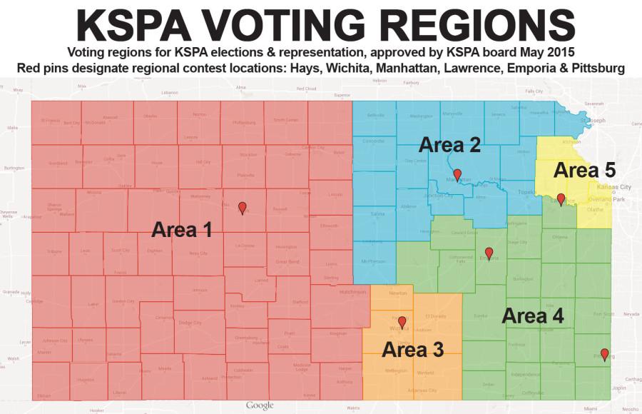 KSPA regional map voting