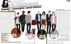 September Design of the Month awards seven