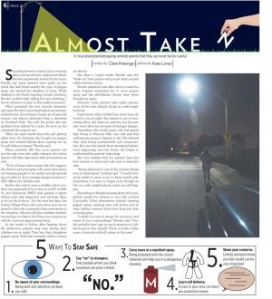 News Publication Design 2nd