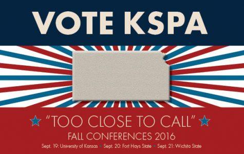 Too Close to Call: KSPA Fall Conferences 2016