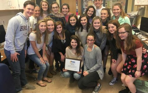 Celia Hack of Shawnee Mission East earns 2017 Kansas Student Journalist of the Year