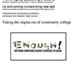 Headline Writing Design Honorable Mention 4A Claire Monroe Andover Central Pdf