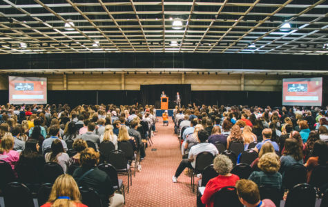 Two-day conference celebrates student free speech in Kansas