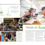 Yearbook Layout Honorable Mention 6A Martha Sneizek Shawnee Mission East Pdf