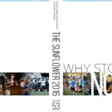 Yearbook Theme Graphics 6A Honorable Mention Audrey Dickens Becca Pfeifauf Shawnee Mission East Pdf
