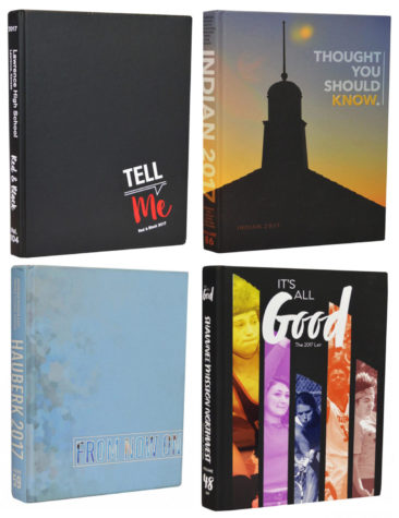 Congrats to 2017 Yearbook Pacemaker Finalists