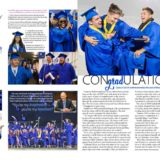 1A_2A Yearbook Layout 1st Place Ali Levens Of Syracuse High School