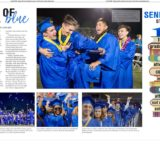 1A_2A Yearbook Layout 3rd Place Tatiana Palenske Of Chase County Jr. Sr. High School