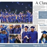 1A_2A Yearbook Layout Hon Men Abigail Riffel Of Sterling High School
