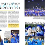 1A_2A Yearbook Layout Hon Men Alayna Johnson Of Humboldt High School