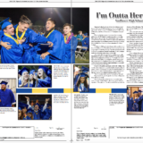 1A_2A Yearbook Layout Hon Men Jessica Confer Of Saint Francis Community High School