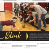 1A_2A Yearbook Theme _ Graphics 2nd Place Landry Hinkson Madison Kinkaid Of Chase County Jr. Sr. High School 2