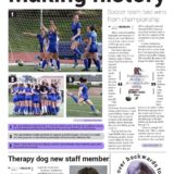 3A_4A News Page Design Hon Men Amanda Stalder Of Chanute High School