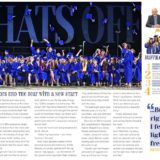 3A_4A Yearbook Layout 2nd Place Alyssa Andoyo Of Chanute High School