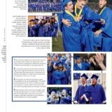 3A_4A Yearbook Layout 3rd Place Alyvia Owens Of Buhler High School