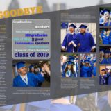 5A_6A Yearbook Layout 1st Place Alyssa Underwood Of Hays High School
