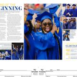 5A_6A Yearbook Layout Hon Men Libby Mullican Of Mill Valley High School