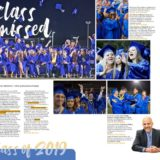 5A_6A Yearbook Layout Hon Men Madison Kunze Of Blue Valley Northwest High School