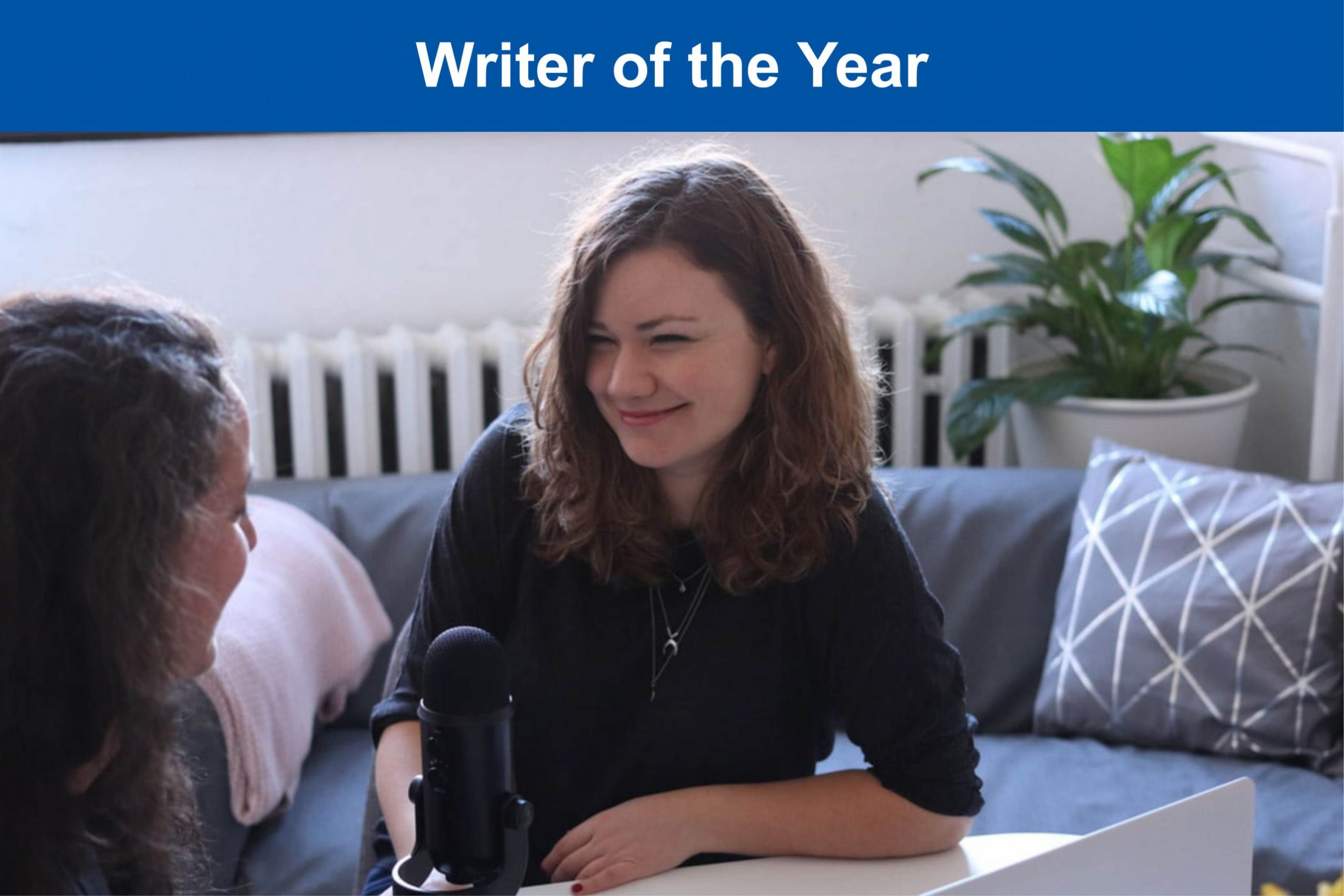 Writer of the Year